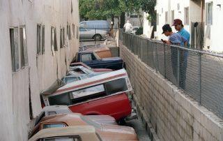 la soft-story apartment earthquake