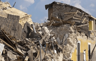 Seismic Retrofit Helps Avoid Earthquake Devastation