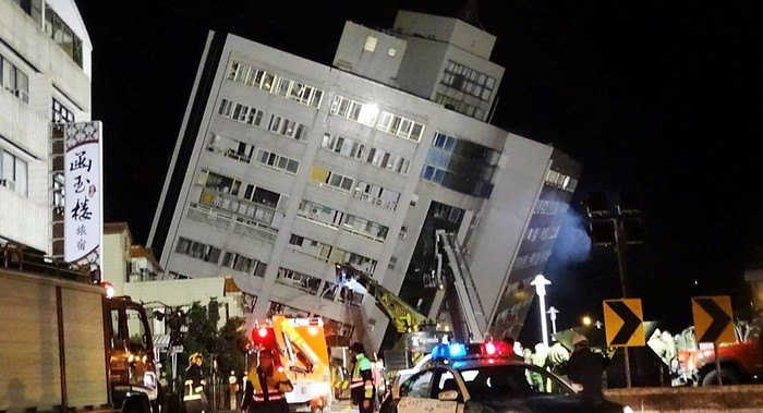 lesson from taiwan structures only as safe as the retrofit