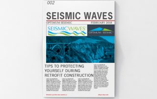 Seismic Waves February 2018 Newsletter
