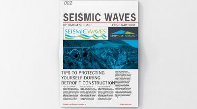 Seismic Waves February 2018 Newsletter