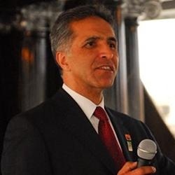 David Khorram Co-Author SRI