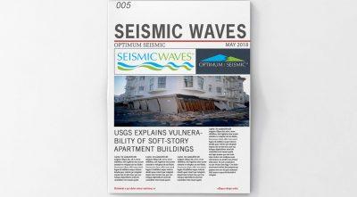 Seismic Waves May Newsletter Optimum Seismic