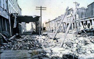 south carolina earthquake 1886