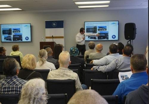 AAGLA, Optimum Seismic to Host Seismic Retrofit Seminar