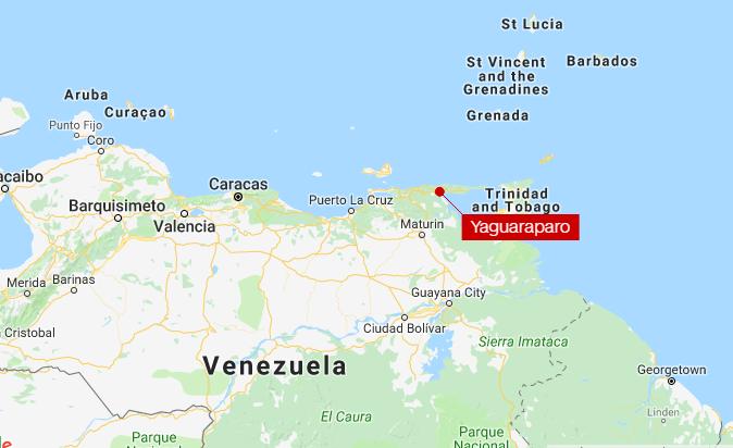Venezuela 7.3 earthquake