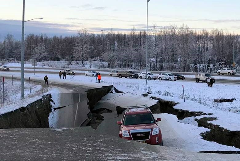 Resilience Effort Pays Off for Alaska, Following 7.0 Quake