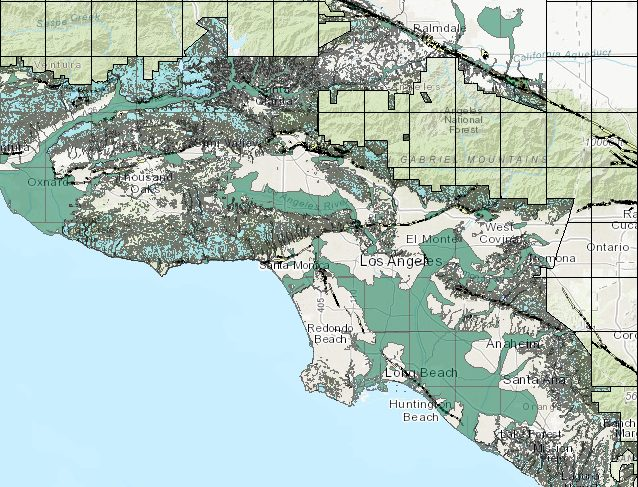 Seismic Hazard Map Identifies Building Risks Optimum Seismic
