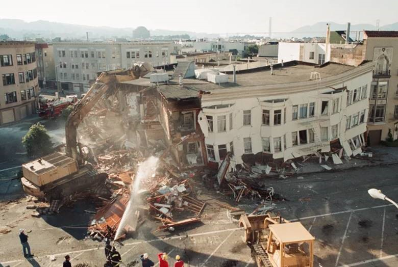 New Seismic Hazard Zone Map Reveals most dangerous parts of Bay Area