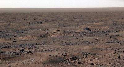 Scientist caught a tremor on Mars