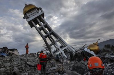 Characterizing large earthquakes before rupture is complete