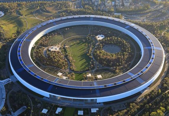 Apple Designs Headquarters to Survive the Big One