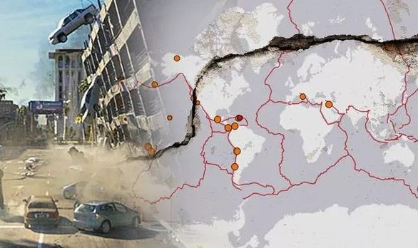 Spate of Major Quakes Means More Are On the Way