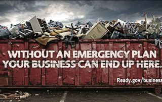 business disaster resilience strategy and planning forum