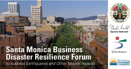 Business Disaster Resilience Forum This Wednesday