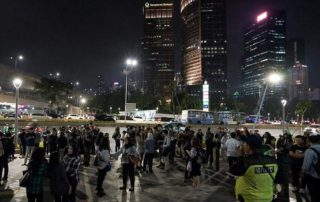 Indonesia 6.8 Quake Prompts Initial Fears of Tsunami