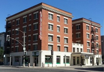 Mayfair Apartments offer modern living in historic setting.