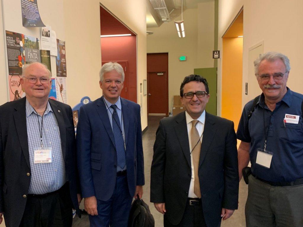 Optimum Seismic Participates in AIA Symposium in Oregon