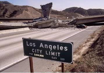 Hidden Quake Risk Found Lurking Under Los Angeles