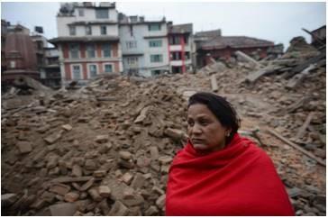 Kathmandu Struggles to Rebuild 4 Years After Quake