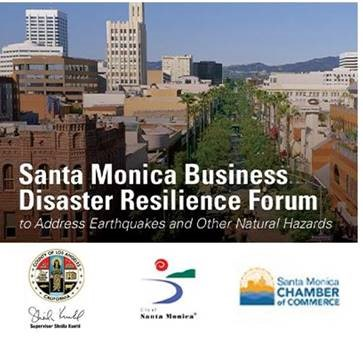 Santa Monica Event Builds Drive for Disaster Resilience