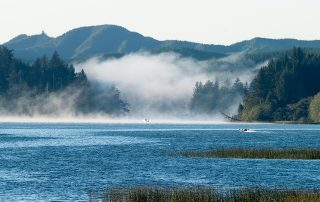 Scientists Probe Northwest Lakes to Learn About Quakes