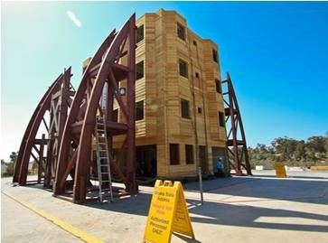UCSD at Epicenter of Seismic Engineering Research