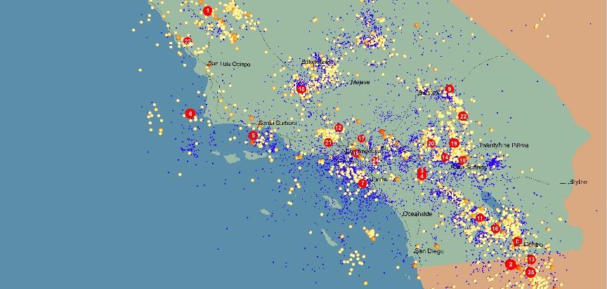 sept 2 socal quakes