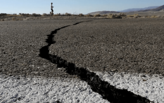 Another fault besides the San Andreas can produce a magnitude 8 earthquake