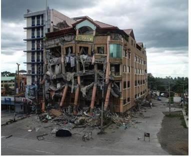Images Show Devastation of Recent Philippines Quakes
