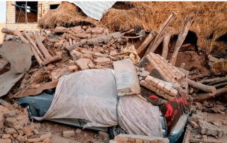 Iran's earthquake injured 300 people