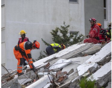 Albania Quake Sparks Building Safety Crackdown