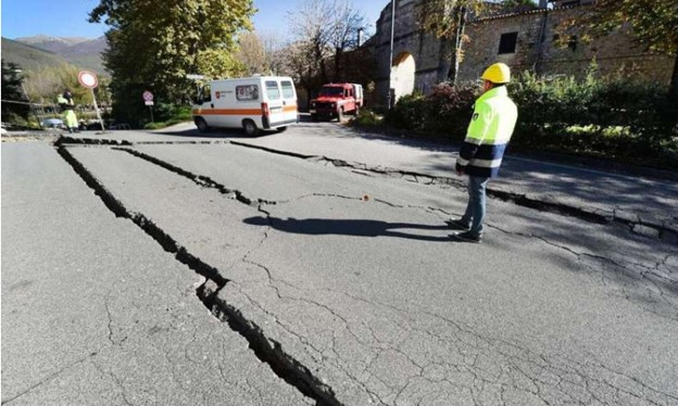 What is 'slow earthquakes' relationship to regular ones and the conditions that give rise to these events