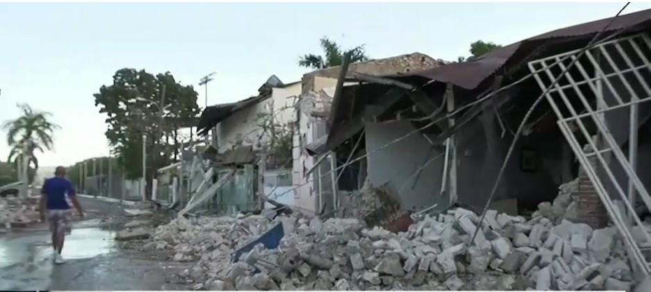 4.2 earthquake hit southern Puerto Rico