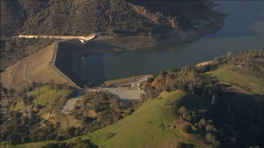 Quake Threat Prompts Order to Drain California Reservoir
