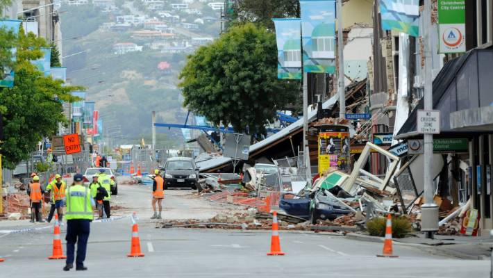 Study Investigates Quake Trauma Impacts on the Brain
