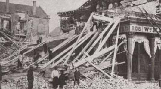 The Top Five Devastating Quakes in the U.S. History