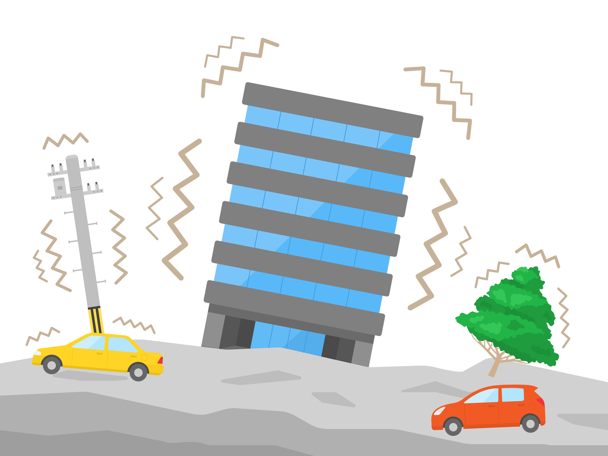 will my building collapse in an earthquake
