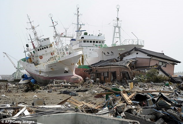 Massive 9-Magnitude Quake 'Imminent' Off Coast of Japan
