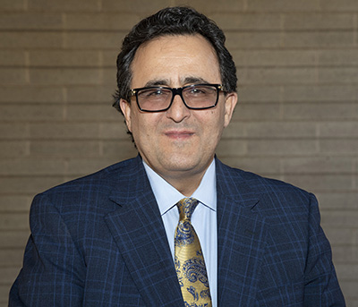 Ali Sahabi, GEC Principal, Optimum Seismic, Inc.