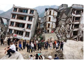 Anniversary of 7.8 Quake Overshadowed by COVID-19