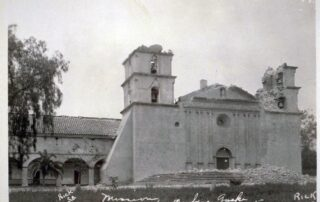 Remembering the 1925 Santa Barbara Earthquake
