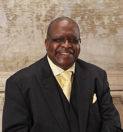 Reverend Paul Munford, New Joy Baptist Church President, Riverside Clergy Associations