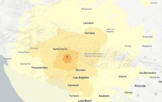4.2 LA Quake Felt This Morning