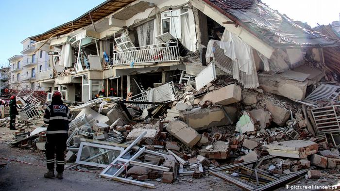 Earthquake Disaster Risks Drop As We Become Resilient