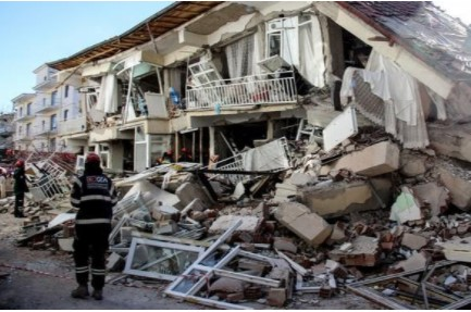 Disaster Risks Drop When Communities are Prepared