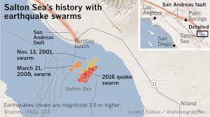 Megaquake Now 100 Times More Likely in SoCal