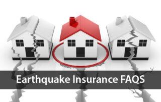Earthquake Insurance FAQS