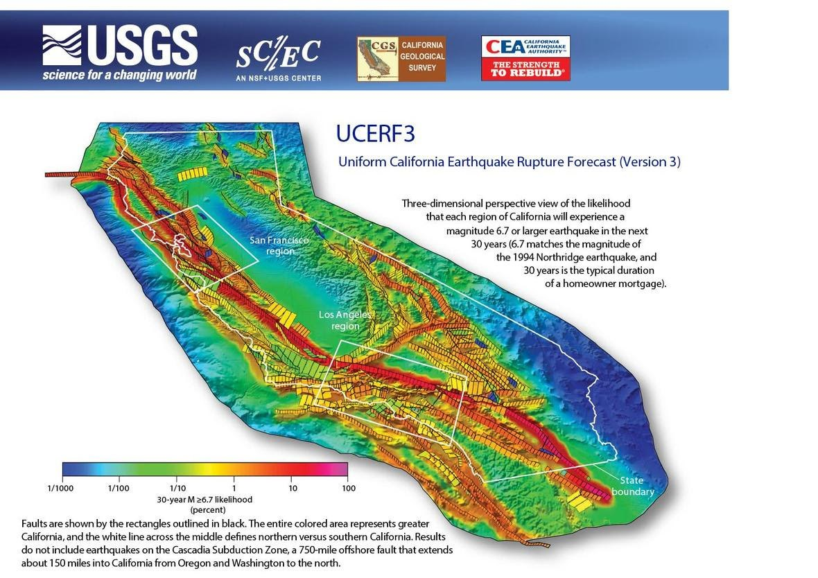 California's Quake Costs May Exceed COVID and Wildfires