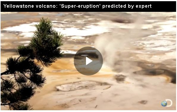Could Yellowstone Quake Trigger a Volcanic Eruption?